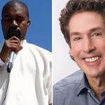 Sunday Service tour dates 2020 2021 Kanye West and Joel Osteen (photo via Lakewood Church)