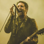 Nine Inch Nails, photo by Lior Phillips