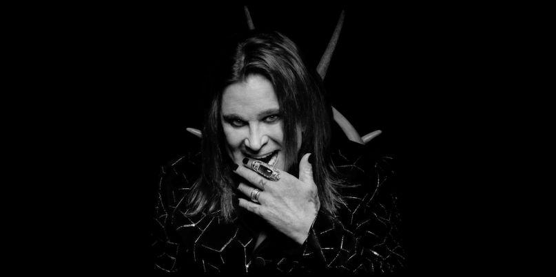 Ozzy Osbourne No 1 Rock Radio