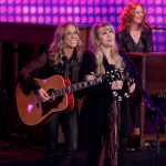 Sheryl Crow and Stevie Nicks on Ellen Degeneres Prove You Wrong Redemtpion Day performance