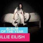 Billie Eilish Album of the Year Grammy Awards 2020