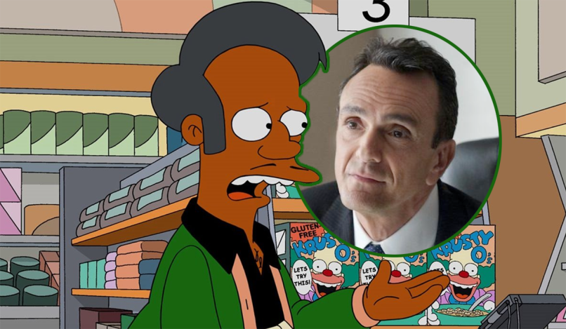 Hank Azaria Done Voicing Apu The Simpsons
