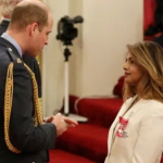 Prince William and M.I.A. award M.B.E. British Queen