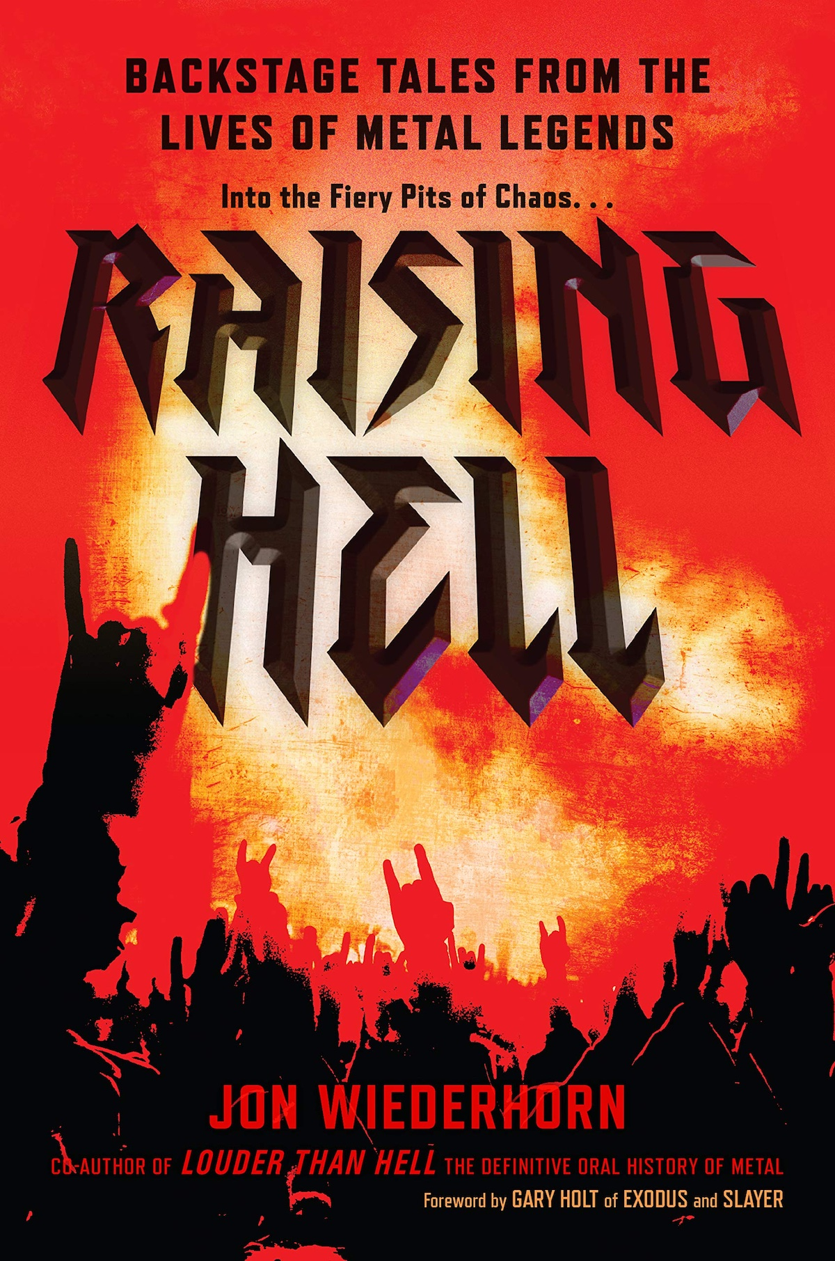 Raising Hell book cover