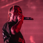 Travis Scott to play Rolling Loud 2020, photo by Amy Price