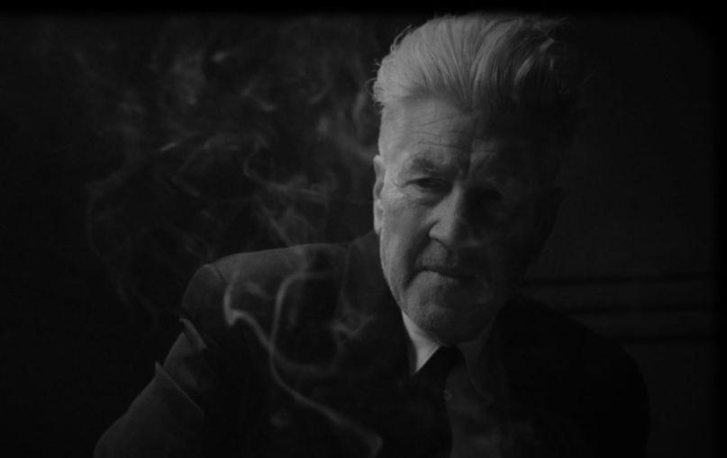 David Lynch in Netflix short film