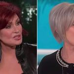 Sharon Osbourne debuts new hairdo
