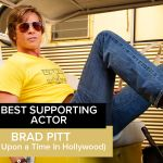 Supporting Actor Brad Pitt