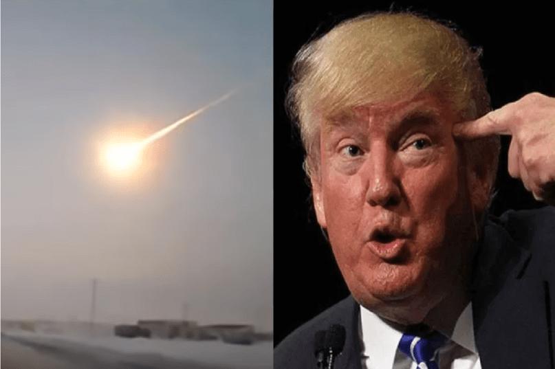 Donald Trump Poll New Hampshire Democrats Meteor Strike