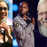 Netflix is a joke sarah silverman dave chappelle david letterman