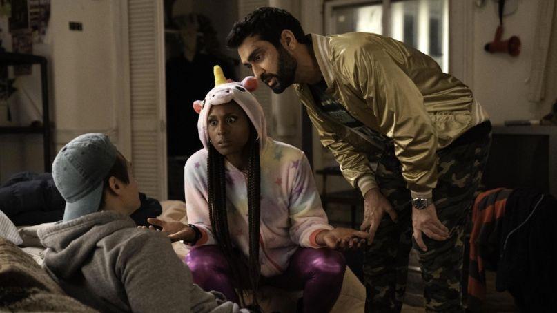 The Lovebirds (Paramount Pictures) Lovebirds Netflix romantic comedy Issa Rae Kumail Nanjiani