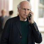 Larry David Icon