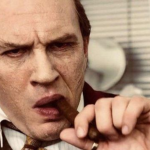 Tom Hardy in Capone