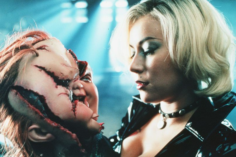 Jennifer Tilly in Bride of Chucky (Universal)