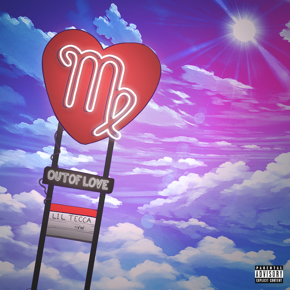 lil tecca out of love Lil Tecca Announces New Project, Shares Out of Love: Stream