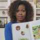 mondays with michelle obama childrens book storytime video watch