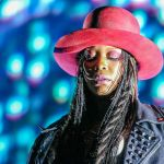 Erykah Badu, photo by Nina Corcoran