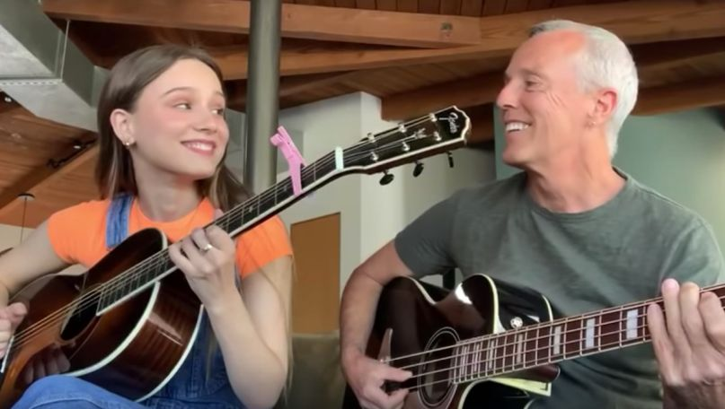 tears for fears curt smith mad world cover daughter video stream