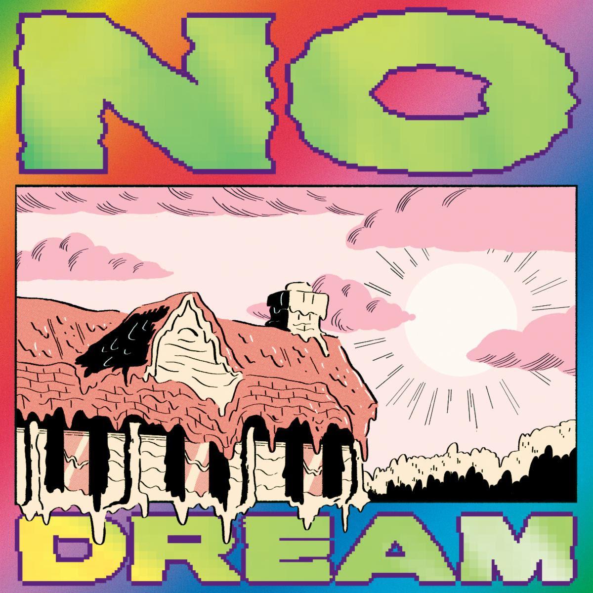 Jeff Rosenstock No Dream cover art