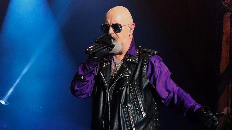 Judas Priest Rob Halford New Book