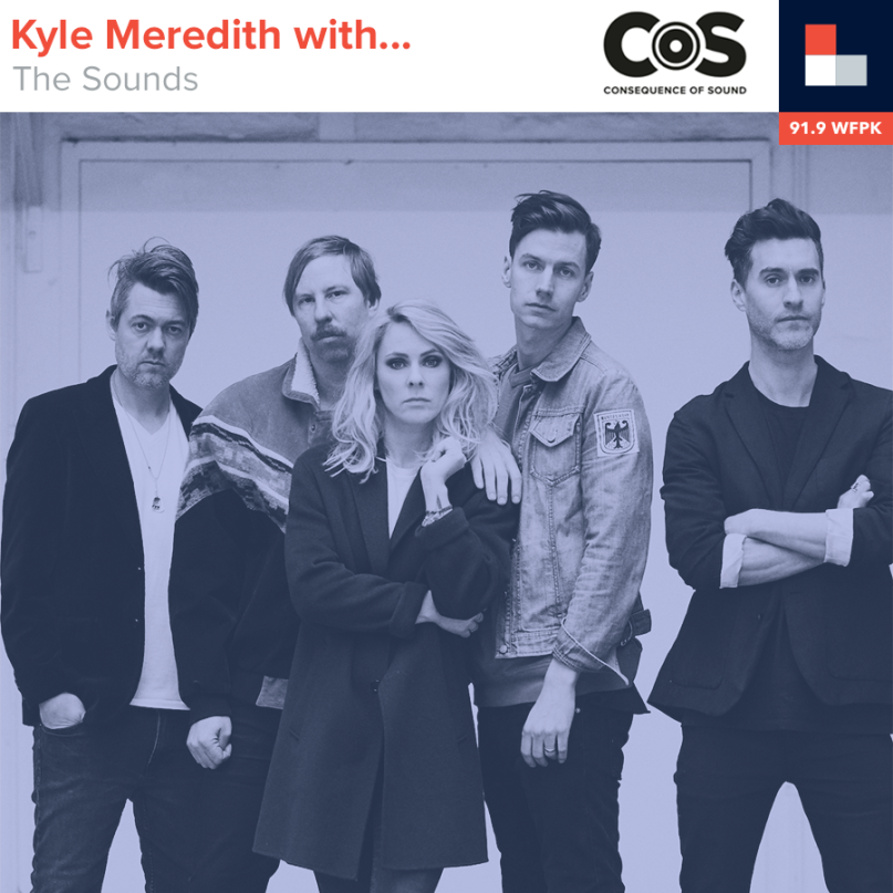 Kyle Meredith With... The Sounds