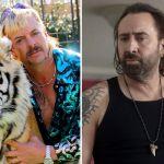 Nicolas Cage to play Joe Exotic
