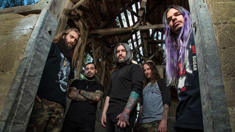 Suicide Silence virtual tour