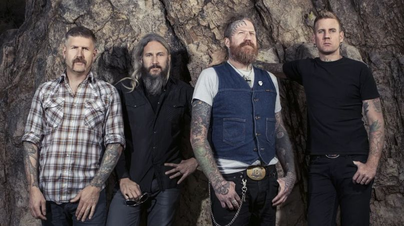Mastodon New Album Update