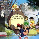 Studio Ghibli Ranking