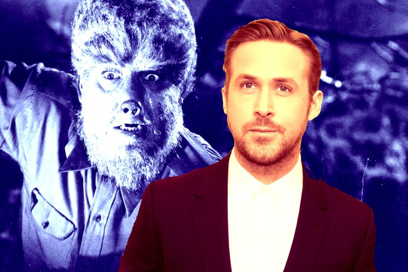 Ryan Gosling to play the Wolfman