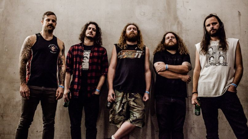 Inter Arma March of the Pigs cover