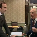 fawlty towers the germans don't mention the war censorship john cleese racial slurs