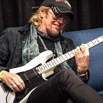 Iron Maiden Adrian Smith Refreshed Guitars