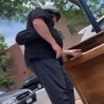 Billy Joel sidewalk piano video