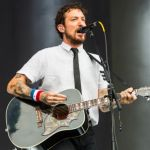 Frank Turner UK socially distanced concert coronavirus show live music gig COVID-19, photo by Philip Cosores
