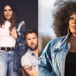 Lady Antebellum (aka Lady A, photo by Dove Shore), and Lady A statement lawsuit name change