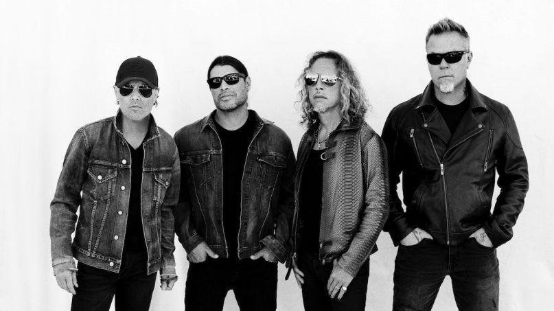 Metallica COVID-19 relief donation