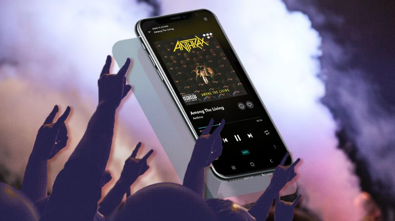 Tidal Feature Art anthrax