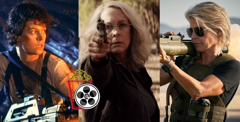 The Rise of the Female Action Star