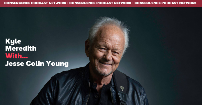 Kyle Meredith With... Jesse Colin Young