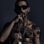 shia labeouf chest tattoo david dyer tax collector