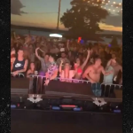 Borgeous' concert at the Ozarks