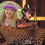 Cardi B Megan Thee Stallion Wap Tiger King Carole Baskin