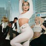 Dua Lipa Club Future Nostalgia The Remix Album Gwen STefani Mark Ronson Madonna Missy Elliott