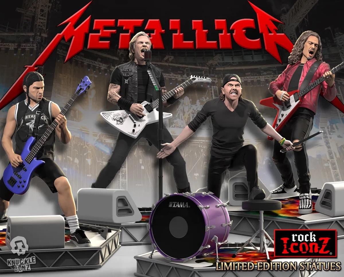 Metallica Rock Iconz