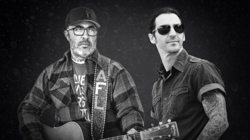 Aaron Lewis and Sully Erna Drive-In Tour