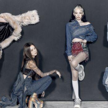 BLACKPINK The Album stream new song music Cardi B Selena Gomez, image courtesy of the artist