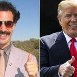 Borat and Trump