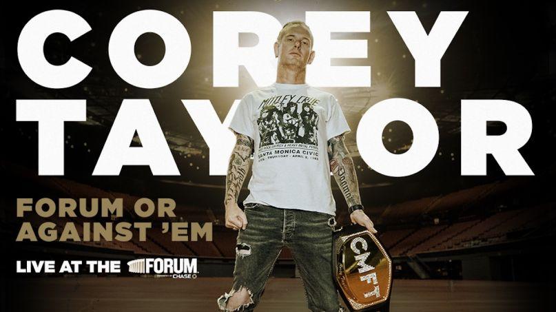 Corey Taylor giveaway
