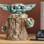 Baby Yoda LEGO set The Mandalorian The Child, photo courtesy of LEGO